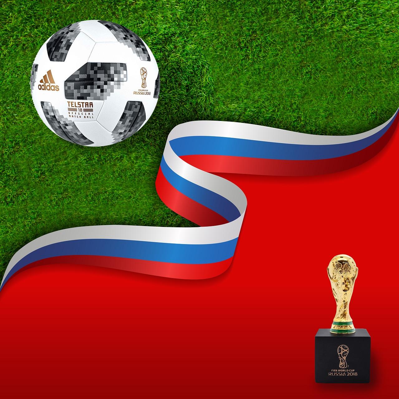 coupe du monde russie