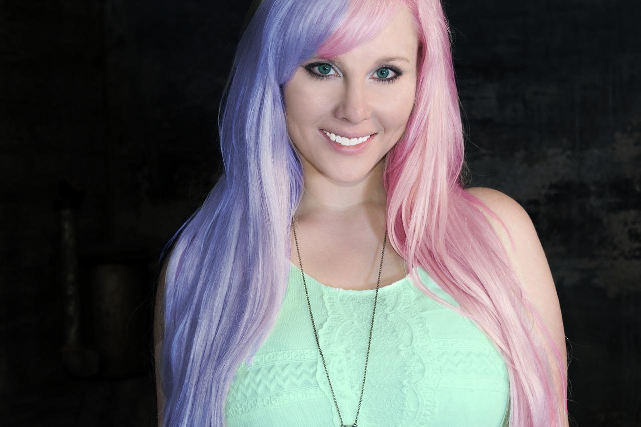 couleurs de cheveux 2018