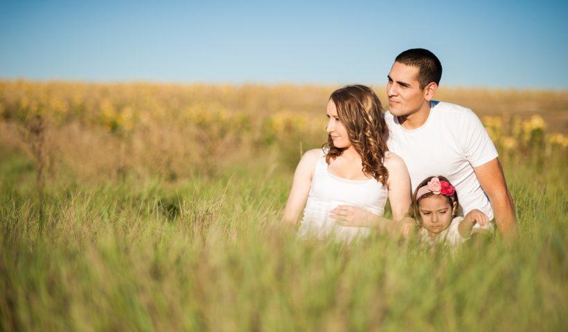 Une famille qui s'agrandit avec une assurance protection de revenu
