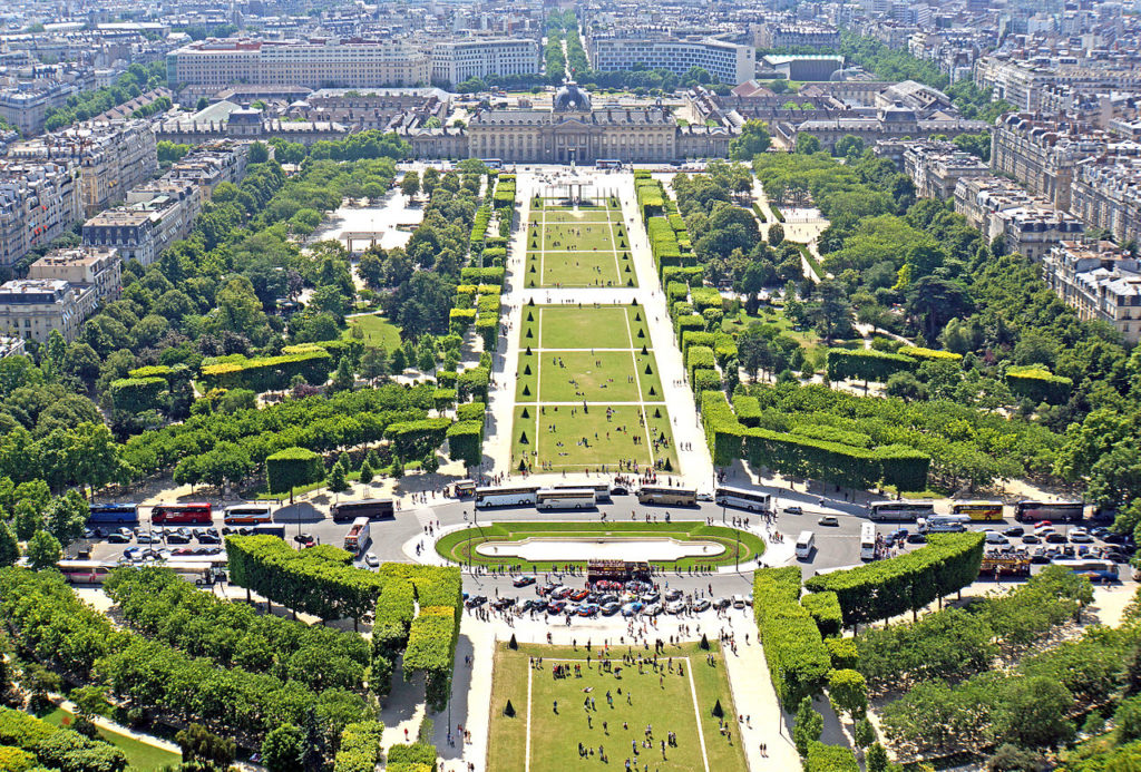 Champ-de-Mars - Paris