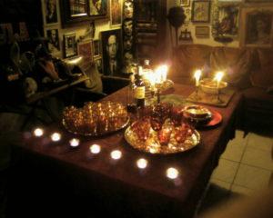 Rituel vampiriques - Musée des vampires et monstres imaginaires