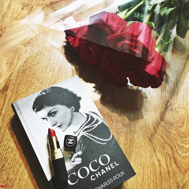 Une rouge à lèvre de Chez COCO Channel