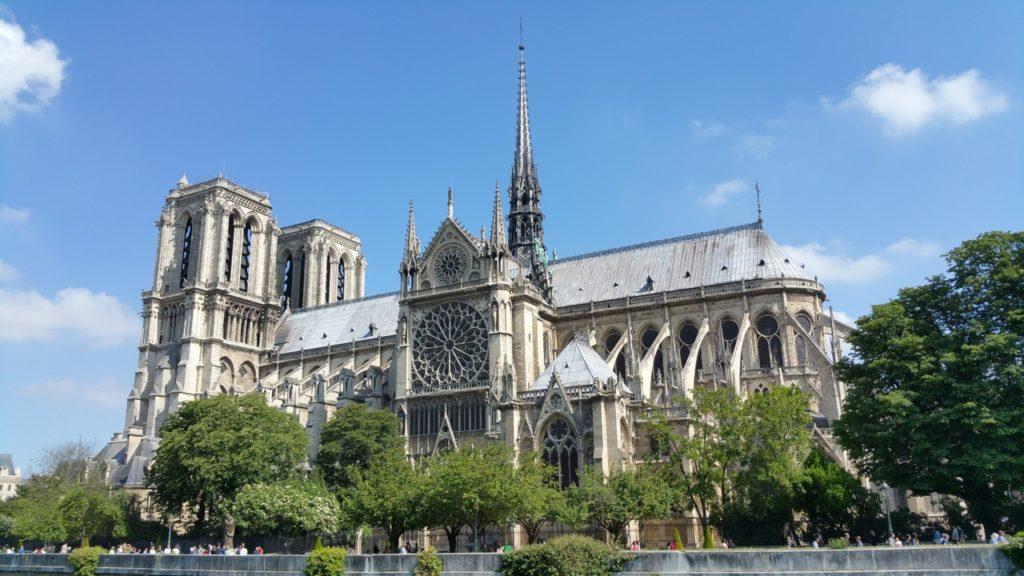 La Cathédrale de Notre-Dame