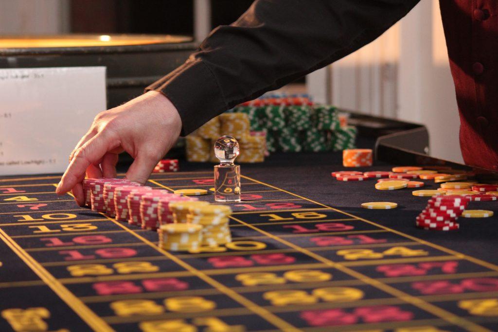 jeux d'argent